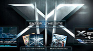 X-Men III iTunes Remote